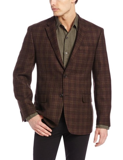 Notch Lapel Ethan Sport Coat by Tommy Hilfiger in That Awkward Moment