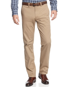Solid Chino Pants by Kenneth Cole Reaction in Ballers