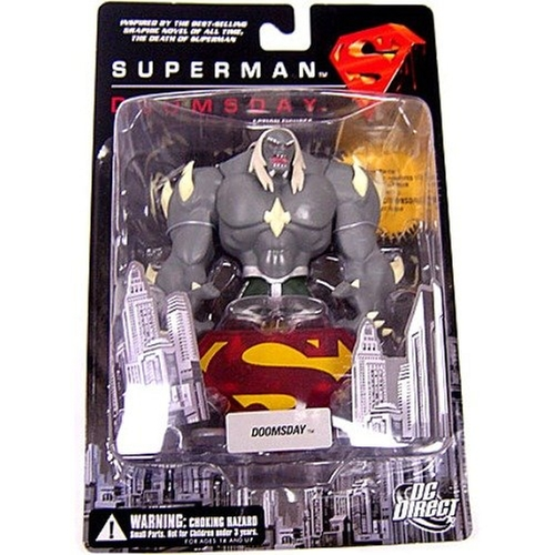 Doomsday Action Figure by DC Comics in Batman v Superman: Dawn of Justice