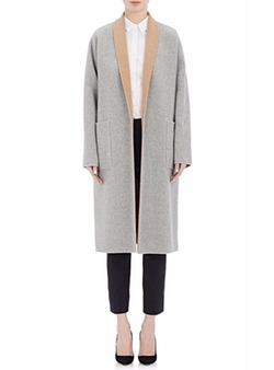 Double-Faced Reversible Coat by Barneys New York in American Horror Story