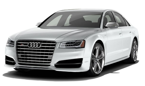 S8 Sedan by Audi in The Transporter: Refueled