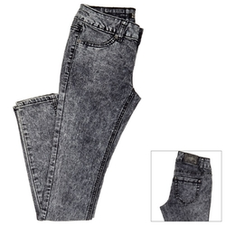 Acid Washed Skinny Jeans by Burlington in The Big Bang Theory