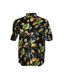 Floral Shirt by Stussy in The Gunman