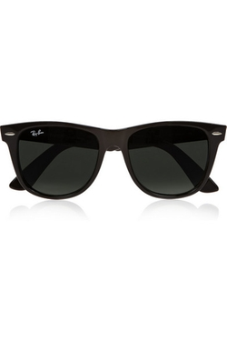 The Wayfarer Acetate Sunglasses by Ray-Ban in Miss You Already