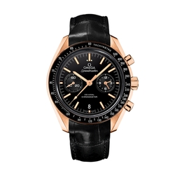 Speedmaster Moonwatch Co-Axial Chronograph Watch by Omega in Fifty Shades of Grey