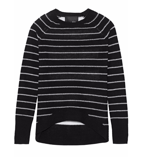 Gwen Striped Cashmere Sweater by Line in Imaginary Mary - Season 1 Preview