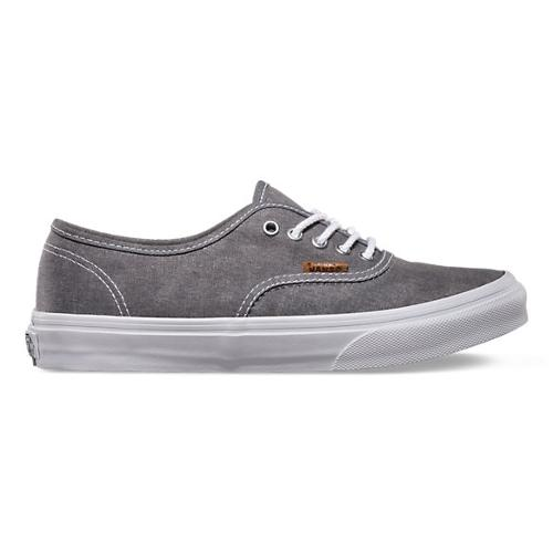 Washed Authentic Slim by Vans in No Strings Attached
