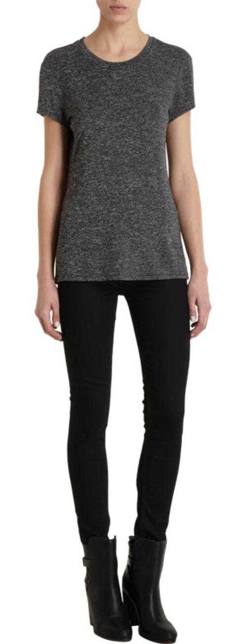 The Basic Brando Stretch Tee by RAG & BONE in The Fault In Our Stars