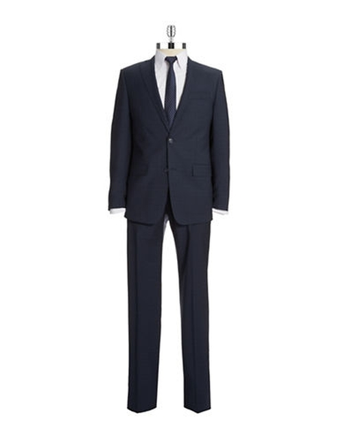 Two-Piece Wool Suit by Michael Kors in Top Five