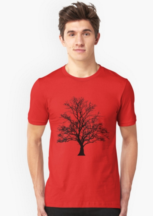 Tree T-Shirts by RedBubble in The Big Bang Theory - Season 9 Episode 6