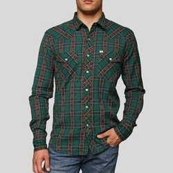 Carver Western Shirt by Salt Valley in The Big Bang Theory