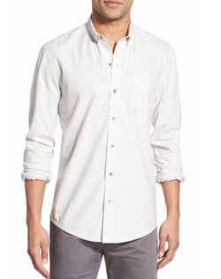 'Reworked' Trim Fit Sport Shirt by W.R.K in The Notebook