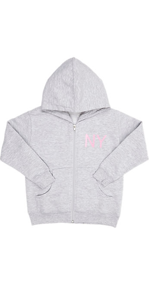 NY Graphic Hoodie by Little Dilascia in Southpaw