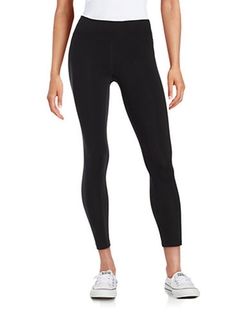 Ruched Performance Leggings by Calvin Klein Performance in Keeping Up With The Kardashians