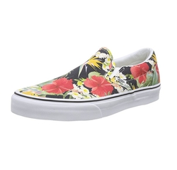 Classic Slip-On Digi Aloha Skate Shoes by Vans in Keeping Up With The Kardashians