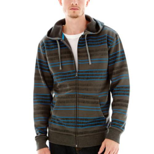 Magno Fleece Hoodie by DC in Nightcrawler
