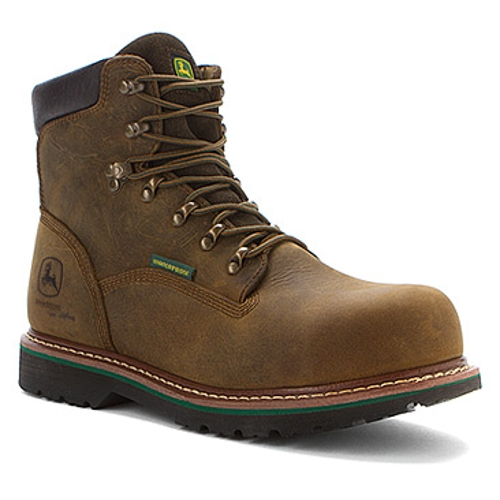 Lace-Up Boots by John Deere in Thor