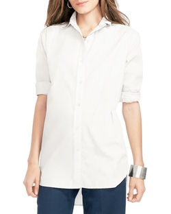 Silk Button Down Shirt by Ralph Lauren in Ashby