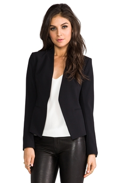 Lanai Blazer by Theory in Quantico