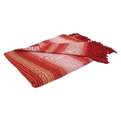 Bamboo Stripe Throw Blanket by Target in Insidious: Chapter 3