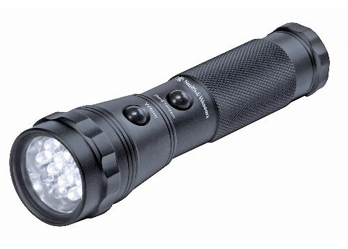Galaxy 12 Bulb LED Flashlight by Smith & Wesson in Godzilla