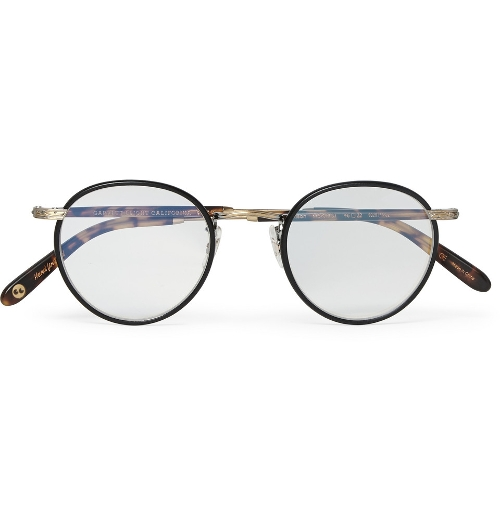Metal Optical Glasses by Garrett Leight California Optical in Silver Linings Playbook
