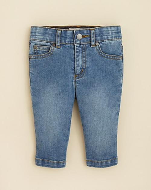 Infant Girls' Baby Denim Jeans by Stella McCartney in Neighbors