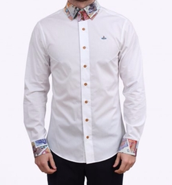 Money Collar Shirt by Vivienne Westwood in Empire