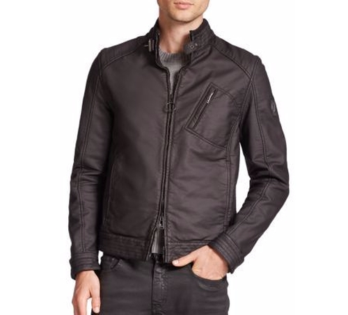 H Racer Jacket by Belstaff in Once Upon a Time - Season 6 Episode 1