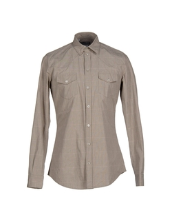 Button Shirt by Dolce & Gabanna in Sicario