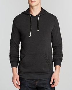 Fleece Hoodlum Pullover Hoodie by Alternative in The Big Bang Theory