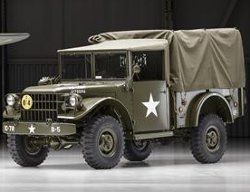 1958 M37 Military Truck by Dodge in Need for Speed