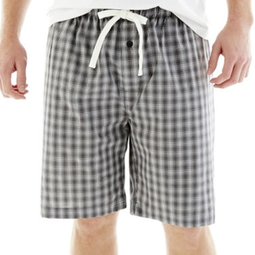 Poplin Sleep Shorts by The Foundry Supply Co. in The Big Lebowski