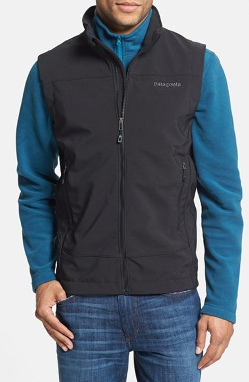 'Adze' Soft Shell Vest by Patagonia in The Purge: Anarchy