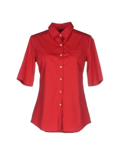 Half Sleeve Button Shirt by Aspesi in Ted 2