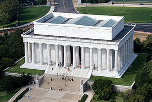 Lincoln Memorial Washington, D.C in Mission: Impossible - Ghost Protocol