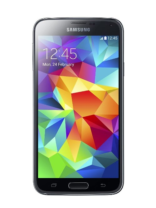 Galaxy S5 Smartphone by Samsung in Taken 3