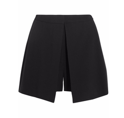 Leaf Crepe Shorts by Alexander McQueen in The Bold Type