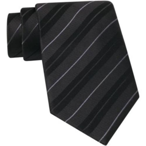 Textured Stripe Silk Tie by Claiborne in Wish I Was Here