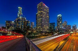 Los Angeles, California by Union Bank in Drive