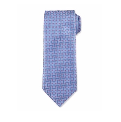 Box-Print Silk Tie by Charvet in Suits