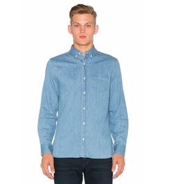 Classic Shirt by Frame Denim in Hell or High Water