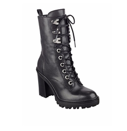 Gandy Leather Boots by Guess in Shadowhunters