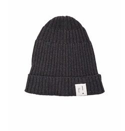Rib Knitted Beanie Hat by Scotch & Soda in Riverdale