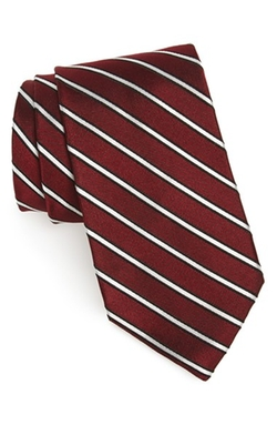 Boardroom Silk Tie by Nordstrom in The Departed