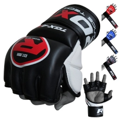 Authentic Leather Gel Tech Gloves by RDX in Ant-Man