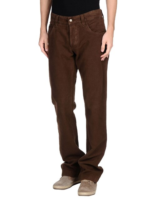 Casual Chino Pants by Dolce & Gabbana in Begin Again
