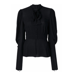 Pussy Bow Blouse by Dolce & Gabbana in Will & Grace