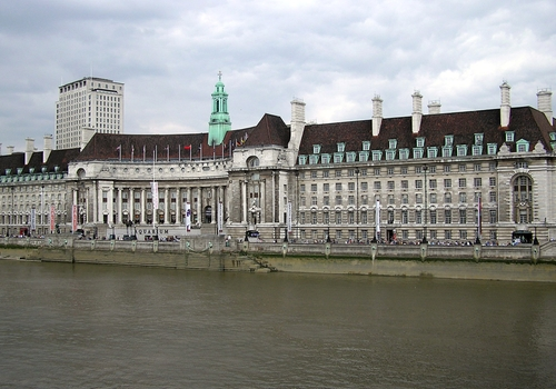 County Hall London, United Kingdom in Survivor