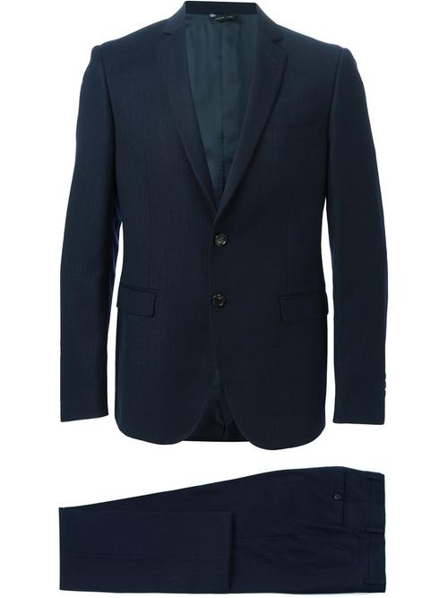 Pinstripe Suit by Tonelo in Suits - Season 5 Episode 6